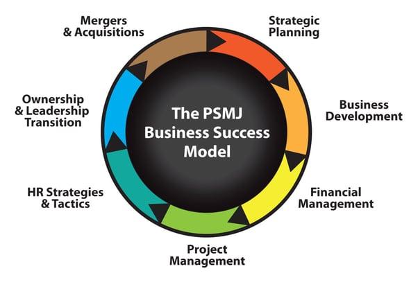 The PSMJ Business Success Model