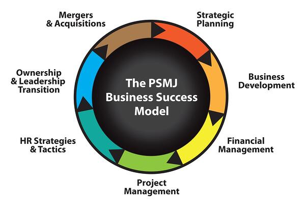The PSMJ Business Success Model