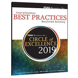 Circle of Excellence: 2019 Best Practices Benchmark Summary