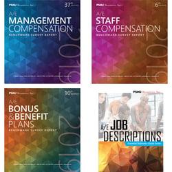 2019 A/E HR Survey Report Bundle + Descriptions