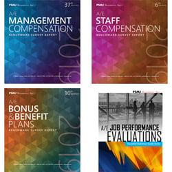 2019 A/E HR Survey Report Bundle + Evaluations