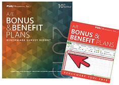 A/E Bonus & Benefit Plans Benchmark Survey Bundle