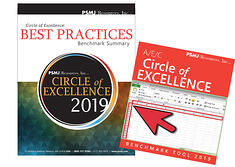 Circle of Excellence: 2019 Best Practices Benchmark Summary + Tool Bundle