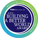 A/E/C Building A Better World Award