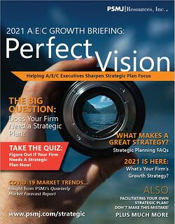 Perfect Vision 2021 Cover