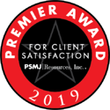 Premier Award for Client Satisfation