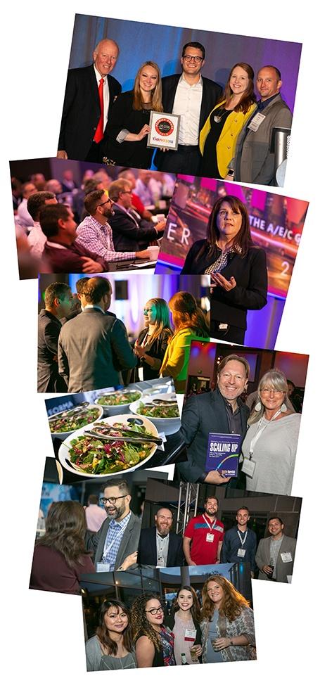 A/E/C THRIVE Awards & More
