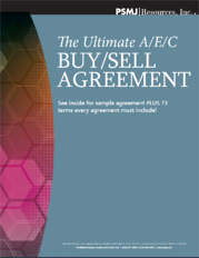 The Ultimate A/E/C Buy/Sell Agreement