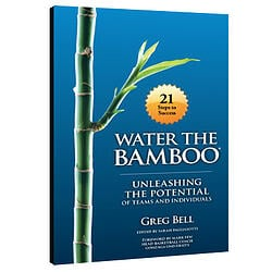 Water the Bamboo