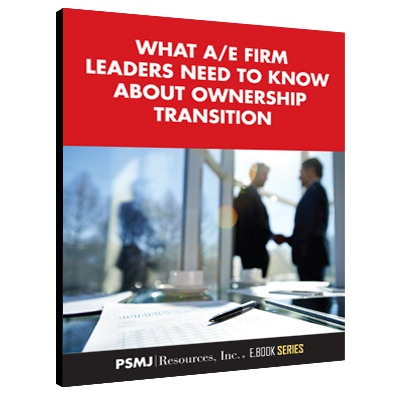 What Firm Leaders Need To Know About Ownership Transition