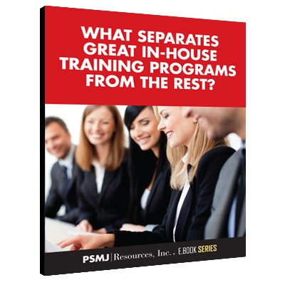 What Separates Great In-House Training Programs From The Rest?