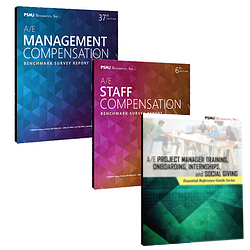 2019 A/E Compensation Bundle + A/E Project Manager Training: Essential Reference Guide