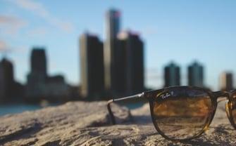 sunglasses on rock-1-631203-edited