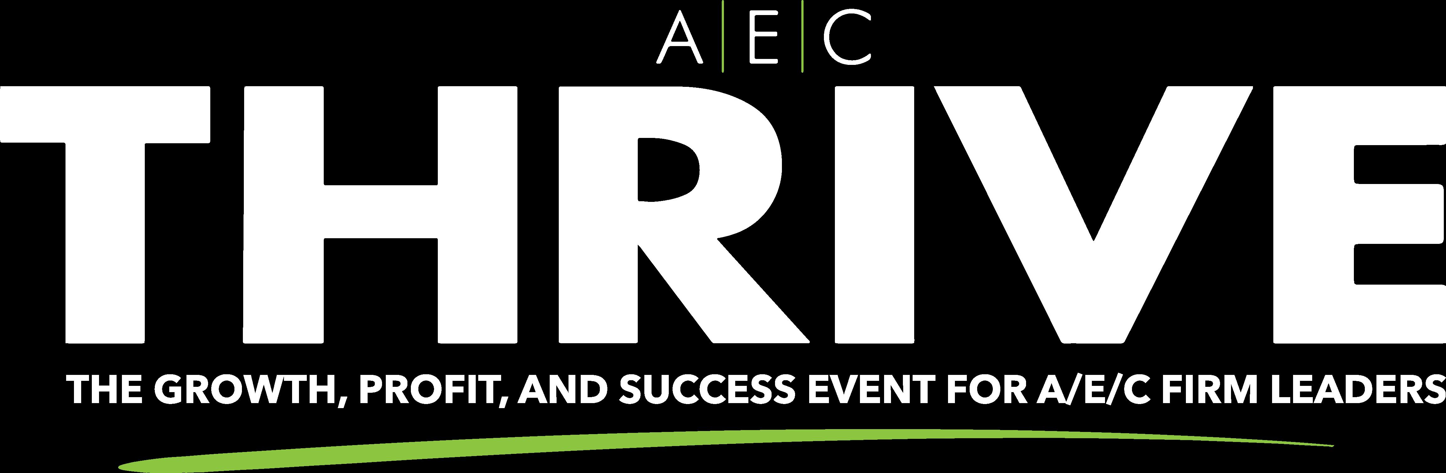 A/E/C THRIVE 2020